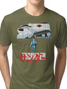 THUNDER Tri-blend T-Shirt