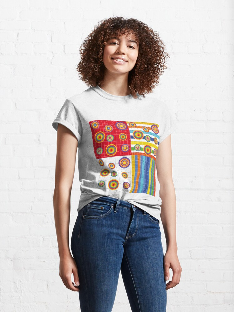 Alternate view of Patchwork 2 Classic T-Shirt