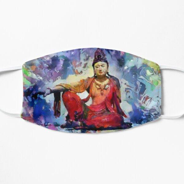 "The Goddess of Compassion- ""Kuan Yin""  Mask"