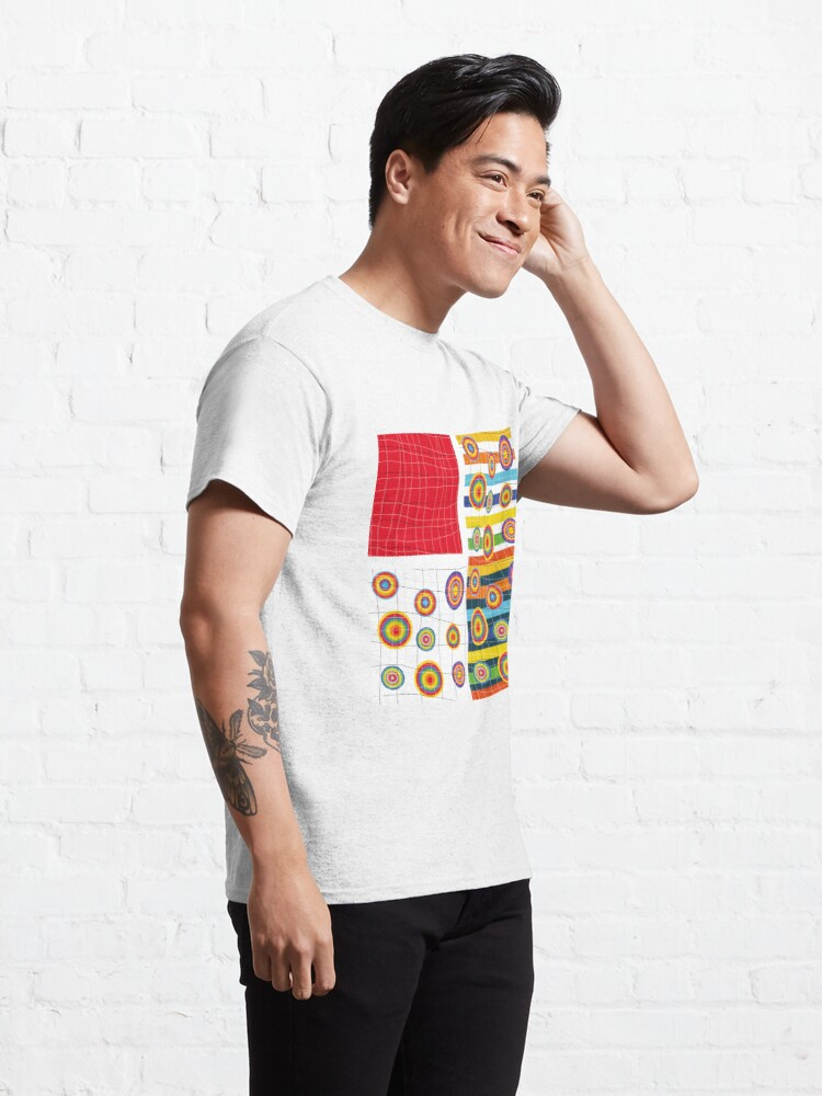 Alternate view of Patchwork 3 Classic T-Shirt