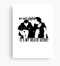 #SheriartyLives Canvas Print