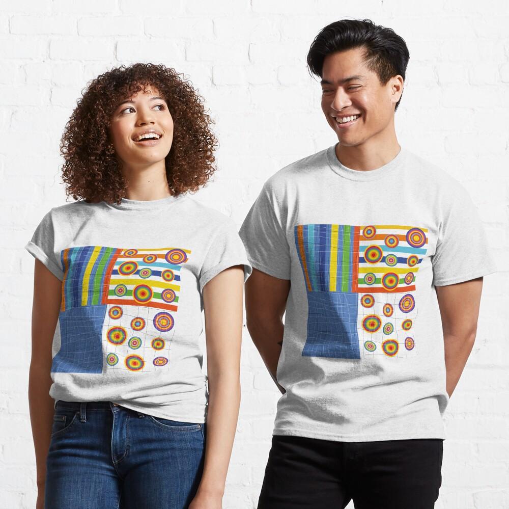 Patchwork 4 Classic T-Shirt