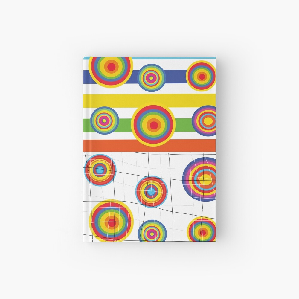 Patchwork 4 Hardcover Journal