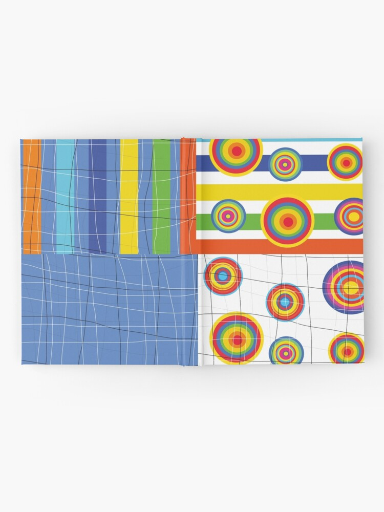 Alternate view of Patchwork 4 Hardcover Journal