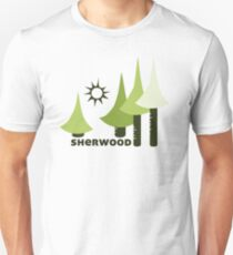 Wyld Sherwood Forest t-shirt (in leaf) T-Shirt
