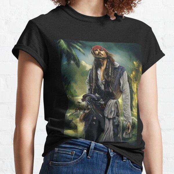 Jack sparrow Classic T-Shirt