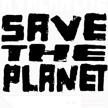 AVALANCHE! Save the Planet! by GamerPassion
