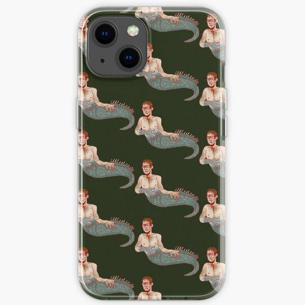 FISH BOY iPhone Soft Case