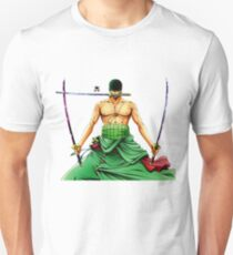Roronoa Zoro 2 years  Unisex T-Shirt