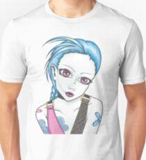 Jinx: I'm Getting Bored Unisex T-Shirt