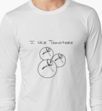 Vegetables tomatoes nature garden T-Shirt