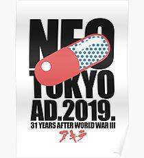 Neo-Tokyo (2.1) Poster