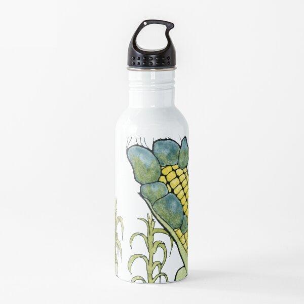 I Love Huitlacoche! Water Bottle
