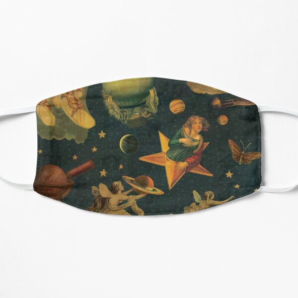 Smashing Pumpkins - Mellon Collie and the Infinite Sadness - Album Cover Art Mask