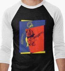 Mohawk Punk Rocker Guitarist T-Shirt