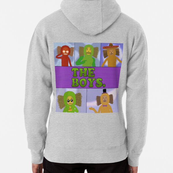 The Boys Pullover Hoodie