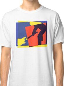 Rock Guitar Smash Classic T-Shirt