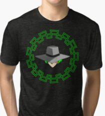 Ballin' Chain Tri-blend T-Shirt