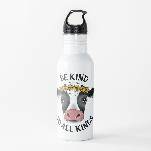 Cow sticker Water Bottle