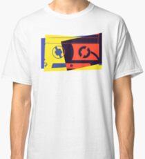 Pop Art Cassette Tape Classic T-Shirt