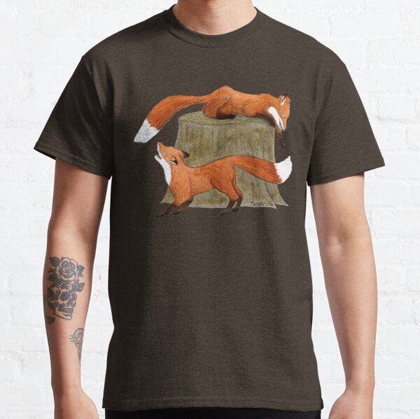 Two Foxes Classic T-Shirt