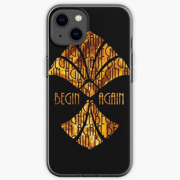 Begin Again iPhone Soft Case