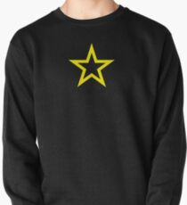 Gold Star Open Pullover