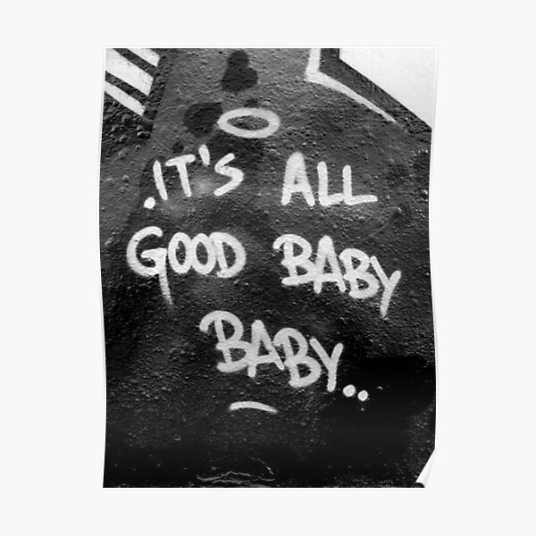 Son tout bon bébé bébé Poster