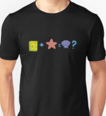 Sponge + Starfish = Clam? T-Shirt