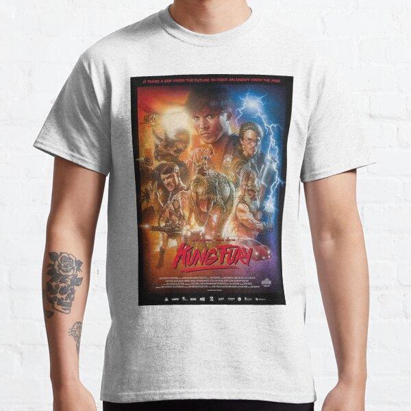 Kung Fury -  Classic T-Shirt