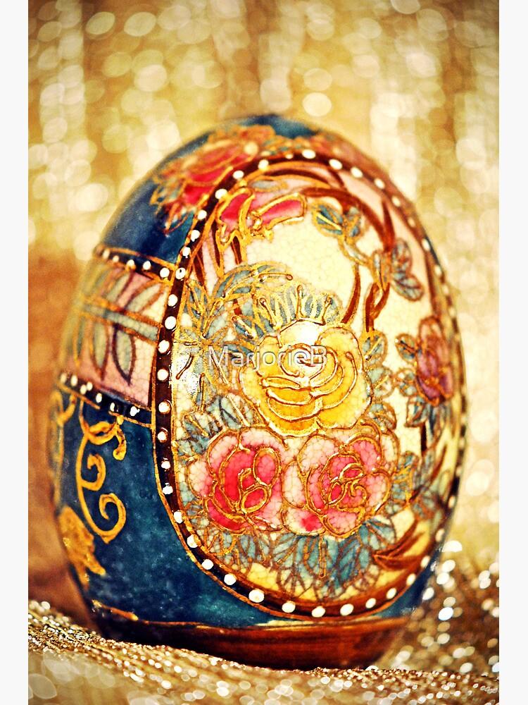 Elegant Egg by MarjorieB
