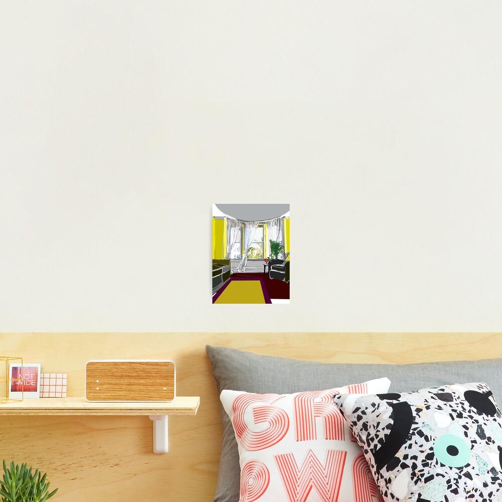 Comfortable Room Photographic Print