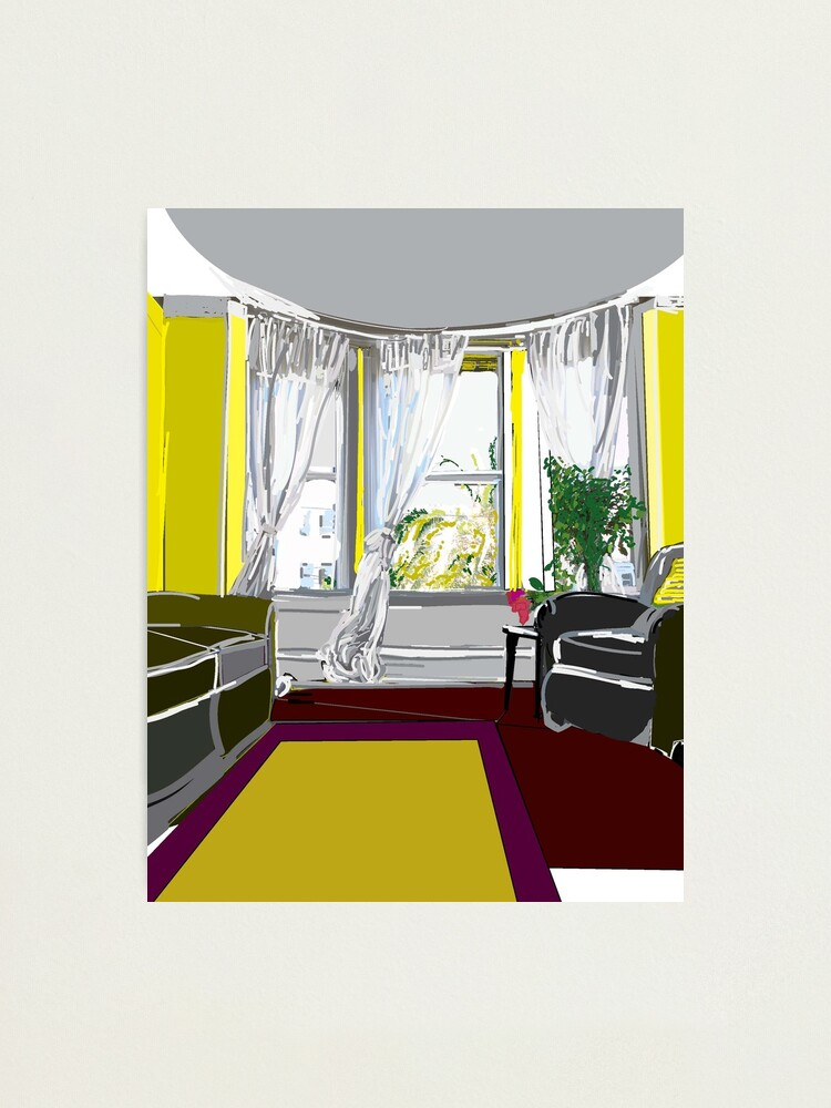 Alternate view of Comfortable Room Photographic Print