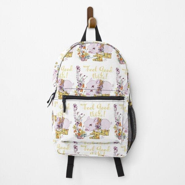 Feel Good Vibes! Backpack