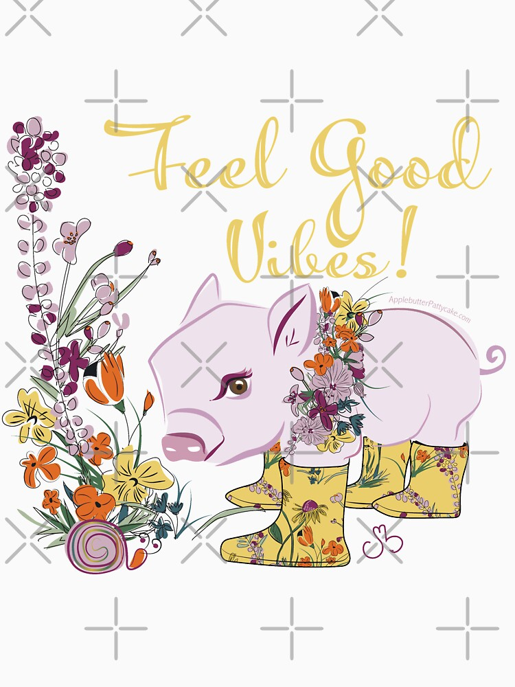 Feel Good Vibes! by CreativeContour