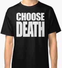 Necro Butcher - Choose Death Classic T-Shirt