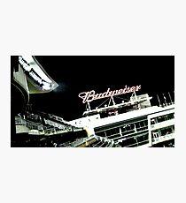 Stadium - Advertising Photographic Print