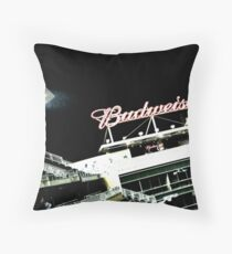 Stadium - Advertising Throw Pillow