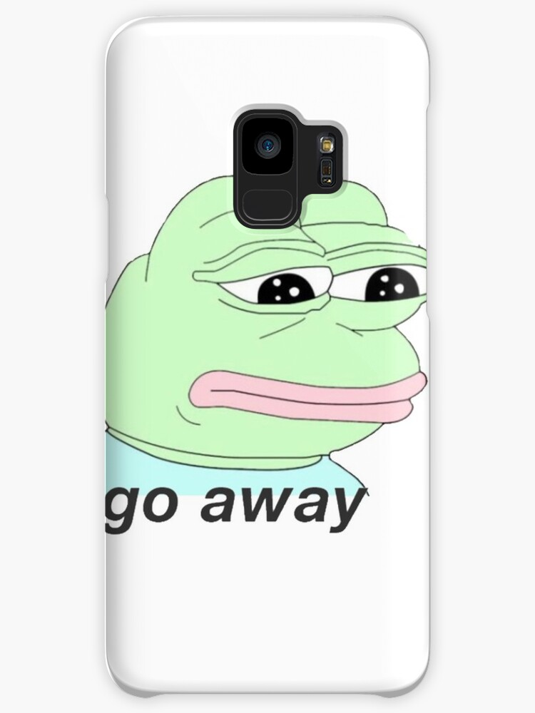 pepe - go away by abbey simmons