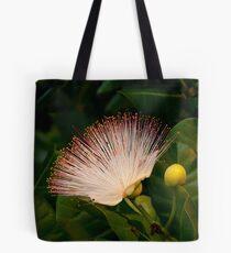 Wild Beach Flower Tote Bag