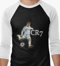 Ronaldo Real Madrid Men's Baseball ¾ T-Shirt
