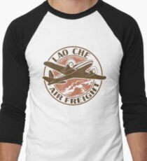 Lao Che Air Freight Men's Baseball ¾ T-Shirt