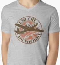 Lao Che Air Freight Men's V-Neck T-Shirt