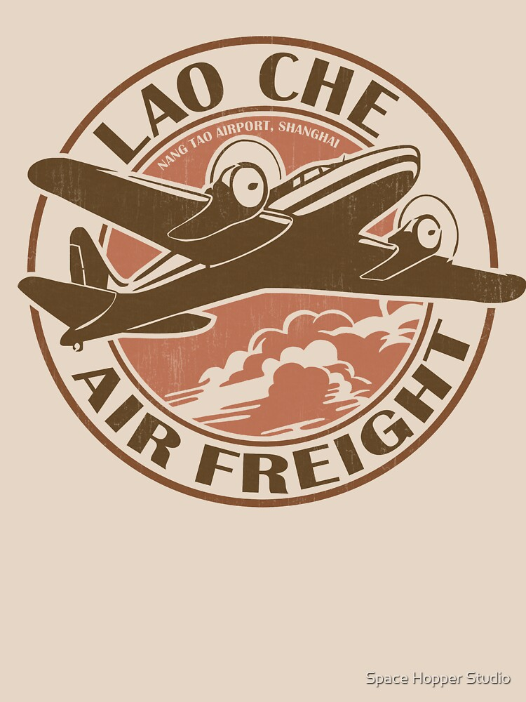 Lao Che Air Freight | Unisex T-Shirt