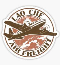 Lao Che Air Freight Sticker