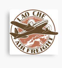 Lao Che Air Freight Canvas Print