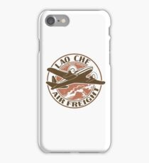 Lao Che Air Freight iPhone Case/Skin