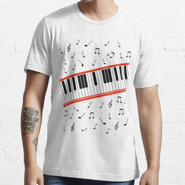 Beat It Piano Camiseta esencial