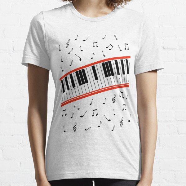 Beat It Piano Essential T-Shirt