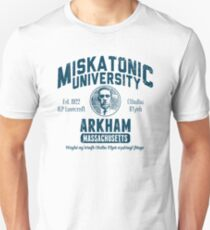 Miskatonic University Arkham T-Shirt